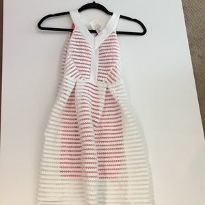 Other - White and pink girls dress